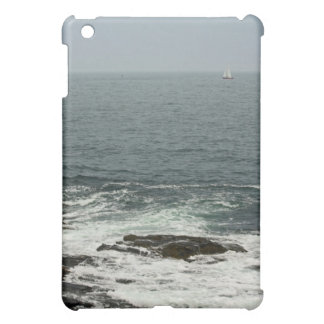 Sailboat on the Coast iPad Case