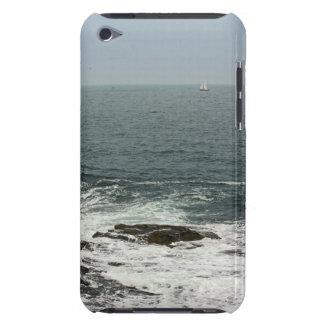 Sailboat on the Coast iPod Case