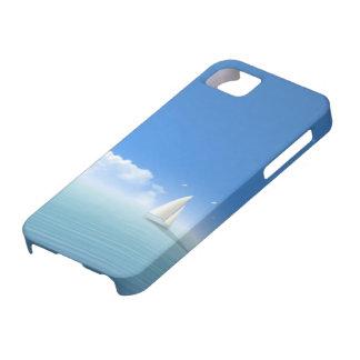sailboat on the horizon iPhone SE/5/5s case