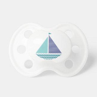 Sailboat BooginHead Pacifier