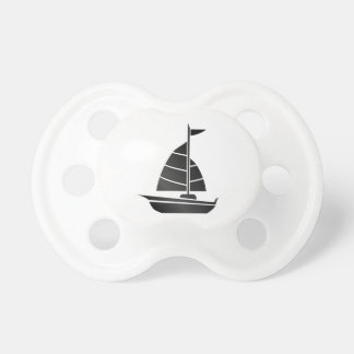 Sailboat Baby Pacifiers