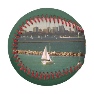 Sailboat Photo Best Man Baseball