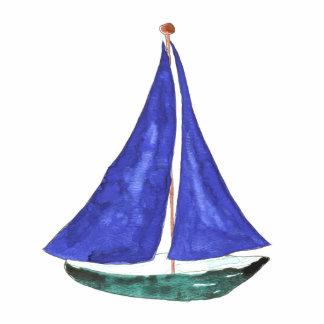 Sailboat Photo Sculpture