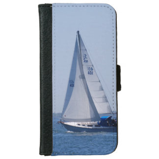 Sailboat iPhone 6 Wallet Case