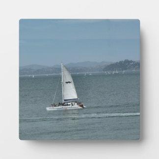 Sailboat Plaques