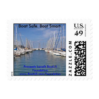 Sailboat Postage