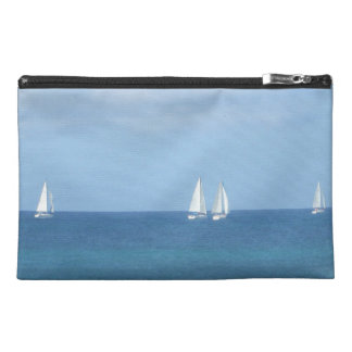 Sailboat Race Travel Accessory Bags
