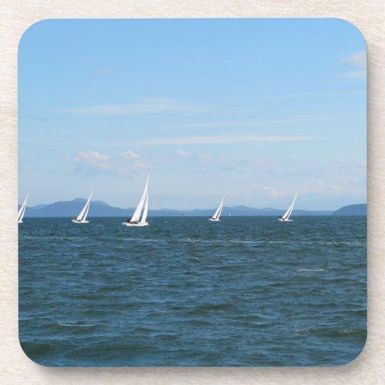 Sailboat Races Coaster