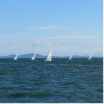 Sailboat Races Photo Sculptures