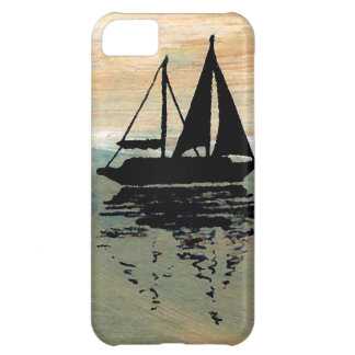 SailBoat Reflections CricketDiane Ocean Stuff iPhone 5C Covers