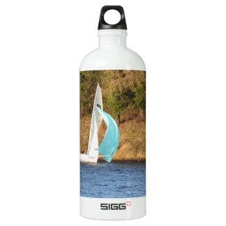 Sailboat Sailing Fast SIGG Traveler 1.0L Water Bottle