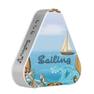 Sailboat - Sailing Pieladium Speakers