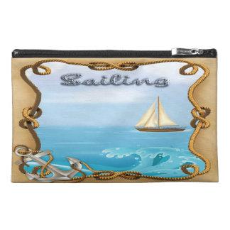 Sailboat - Sailing Travel Accessory Bag