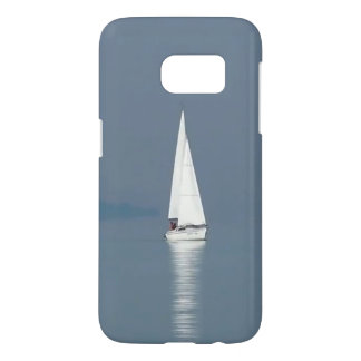Sailboat Samsung Galaxy S7 Barely There Case