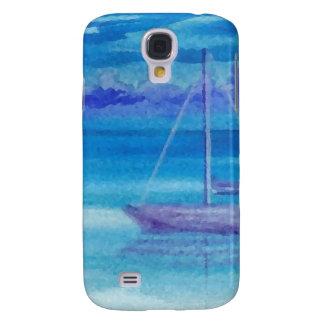 Sailboat Serenity CricketDiane Art Samsung Galaxy S4 Case