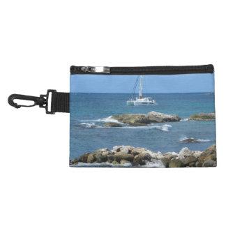 Sailboat St. Maarten Accessory Bag