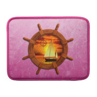 Sailboat Sunset MacBook Air Sleeve