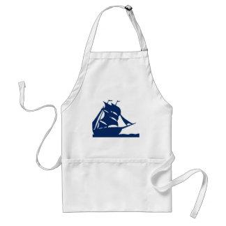 sailboat wave boat boating water ocean lake sea adult apron