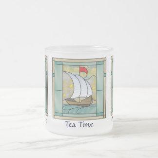 Sailboat Window Mug