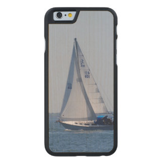 Sailboat Carved® Maple iPhone 6 Case