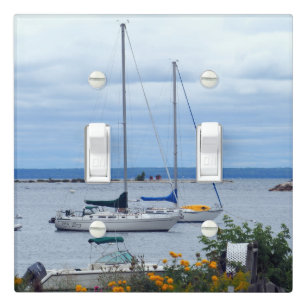 Sailboat Wall Plates Amp Light Switch Covers Zazzle