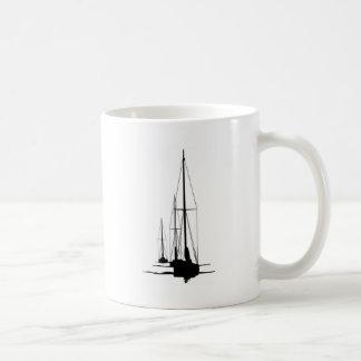 Sailboats - Cal 2-30 - Dawn Patrol Coffee Mug