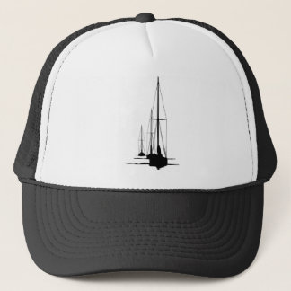 Sailboats - Cal 2-30 - Dawn Patrol Trucker Hat
