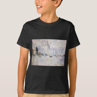 Sailboats - Claude Monet T-Shirt
