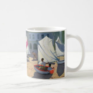 Sailboats Costa Brava 1999 Coffee Mug