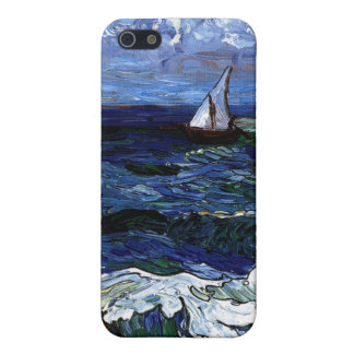 Sailboats Cover For iPhone SE/5/5s