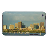 Sailboats in a river, Charles River, Boston, iPod Touch Cover