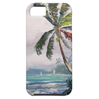 Sailboats in the Bay iPhone SE/5/5s Case