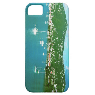 Sailboats in the Harbor iPhone 5 Case