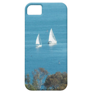 Sailboats in the Marina iPhone SE/5/5s Case