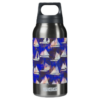 SAILBOATS INSULATED WATER BOTTLE