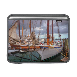 Sailboats Morred At Key West Sleeve For MacBook Air