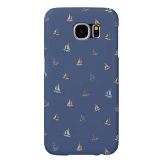 Sailboats Samsung Galaxy S6 Case