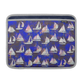 SAILBOATS SLEEVE FOR MacBook AIR