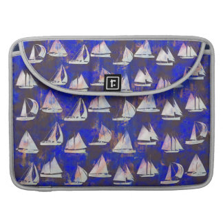 SAILBOATS SLEEVE FOR MacBook PRO