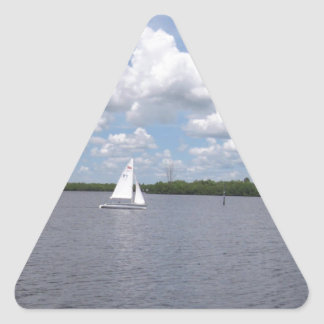Sailboats Stickers