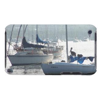 Sailbotas Pelican Birds Wildlife Boat Sailing Sea iPod Case-Mate Case