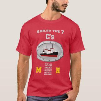 SAILED THE SEVEN SEAS T-Shirt