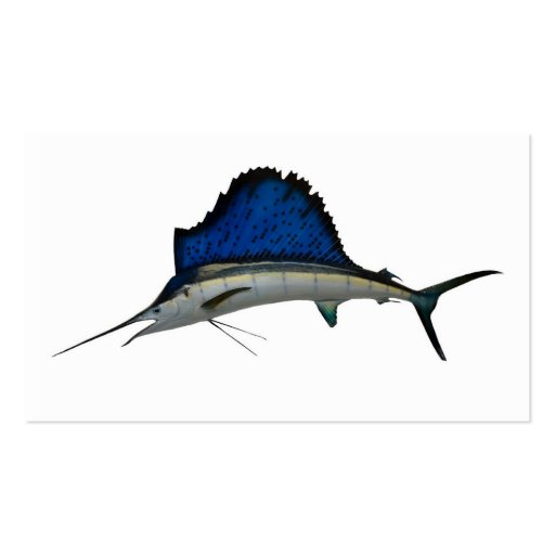 Sailfish Double-Sided Standard Business Cards (Pack Of 100)