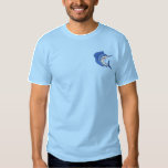"Sailfish Embroidered T-Shirt<br><div class=""desc"">The stock embroidery designs shown on this page have been copyrighted. &#169;1990-2008 Dakota Collectibles. ALL RIGHTS RESERVED. The designs are reproduced with the prior,  written consent of Dakota Collectibles. Making a copy,  by any means,  of this artwork is a violation of copyright law.</div>"