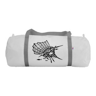 pacificstain Sailfish Gym Bag