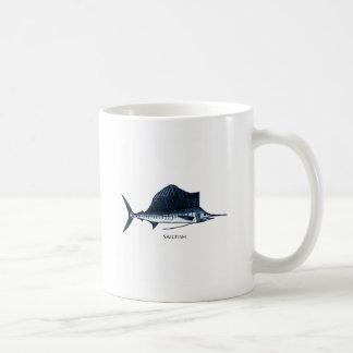 Sailfish Logo Coffee Mug