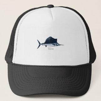 Sailfish Logo Trucker Hat