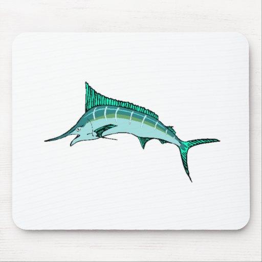 Sailfish Mousepads