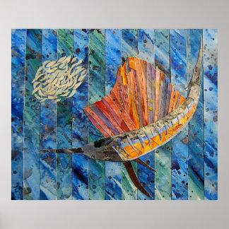 Sailfish Posters