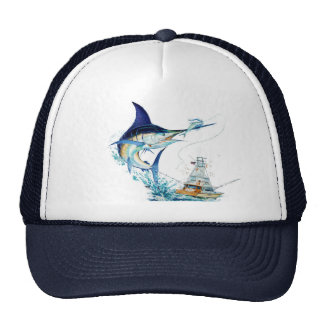 Sailfish Takes the Bait Trucker Hat